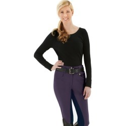 Romfh Ladies Champion FS Breech 32R Loganberry found on Bargain Bro India from Horse.com for $129.95