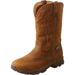 Twisted X Ladies Hiker 10in Boots 7  Brown Saddle found on Bargain Bro India from StateLineTack.com for $166.61