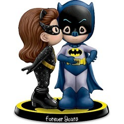 Precious Moments BATMAN Classic TV Series Porcelain Figurine found on Bargain Bro India from Bradford Exchange for $99.99