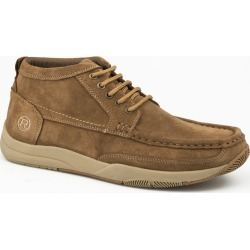 Roper Mens Clear Cut II LaceUp Chukka 7.5 D Brown found on Bargain Bro India from Horse.com for $84.99