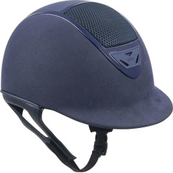 IRH IR4G XLT Gloss Frame Helmet L  Navy Suede found on Bargain Bro India from Horse.com for $299.00