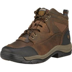Ariat Mens Terrain Wide Square Steel Toe Boots 11D found on Bargain Bro Philippines from StateLineTack.com for $121.69