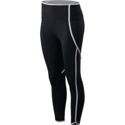 New Balance Women's Balance Defined Lines Tight Black