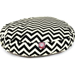 Majestic Pet Outdoor Black Chevron Round Pet Bed S found on Bargain Bro India from StateLineTack.com for $62.19