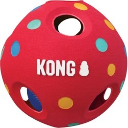 KONG Wiggi Tumble Assorted Dog Toy Medium/Large found on Bargain Bro Philippines from Horse.com for $13.49