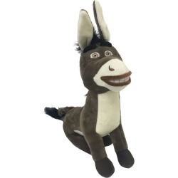 Multipet Donkey Plush Dog Toy