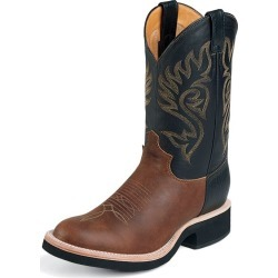 Justin Mens Westerner Round Toe Boots 11.5EE found on Bargain Bro Philippines from StateLineTack.com for $244.95