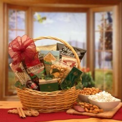 Snack Attack Snack Gift Basket Small