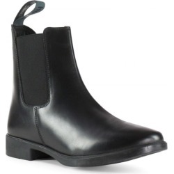 Horze Adult Signature Paddock Boots 7.5 Black found on Bargain Bro India from Horse.com for $79.99