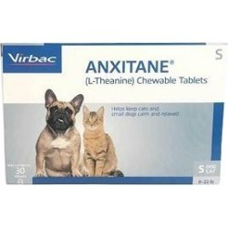Anxitane Chewable Tablets 50mg found on Bargain Bro India from petsupplies.com for $32.39