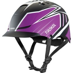 Troxel TX Helmet Medium Purple Raptor