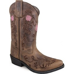 Smoky Mountain Youth Rosette Snip Toe Boots 5 found on Bargain Bro from Horse.com for USD $50.39