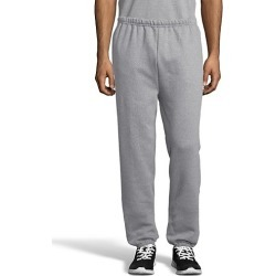 Hanes Sport Ultimate Cotton Men's Fleece Sweatpants With Pockets Light Steel S found on Bargain Bro India from Hanes Underwear for $9.00