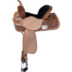 High Horse Proven Mansfield Saddle 14 Wide Ant