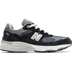 New Balance Womens Classics 993 Stability Running Shoes Blue