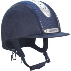 Champion Evolution Puissance Helmet 6 3/8 Navy found on Bargain Bro India from StateLineTack.com for $449.95