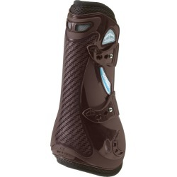 Veredus Carbon Gel VENTO Open Front Boots Small Br found on Bargain Bro Philippines from Horse.com for $279.95
