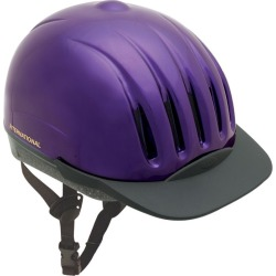 IRH Equi-Lite DFS Helmet Large Purple found on Bargain Bro India from Horse.com for $49.95