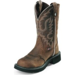 Justin Ladies Gypsy 11in Boots 9  Aged Bark found on Bargain Bro India from StateLineTack.com for $102.18