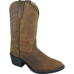 Smoky Mountain Youth Dakota Brown Boots 4.5 found on Bargain Bro Philippines from StateLineTack.com for $47.60
