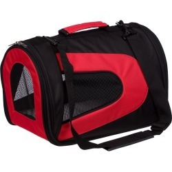 Pet Life Red and Black Sporty Mesh Pet Carrier MD found on Bargain Bro Philippines from Horse.com for $50.99