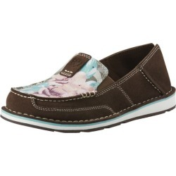 Ariat Ladies Aztec Suede/Camo Roses Cruisers 7 found on Bargain Bro Philippines from StateLineTack.com for $79.95