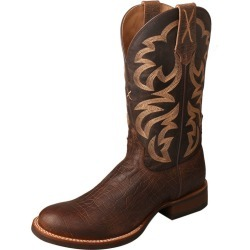 Twisted X Mens Rancher Rnd Toe Tobac Boots 8.5D found on Bargain Bro India from StateLineTack.com for $208.95