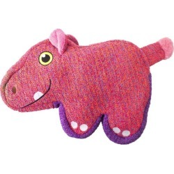 KONG Pipsqueaks Medium Plush Dog Toy Hippo found on Bargain Bro India from petsupplies.com for $13.14