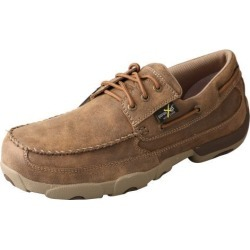 Twisted X Mens Bomber Driving Work Moccasins 11.5E