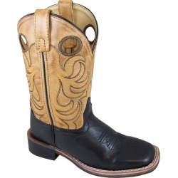 Smoky Mountain Kids Jesse Sq Toe Boots 11.5C Cream found on Bargain Bro India from Horse.com for $78.99