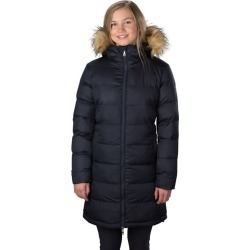 Horze Lenore Womens Long Padded Coat 4 Tan