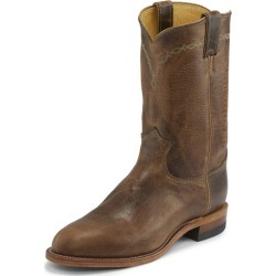 Justin Mens Rnd Toe Roper Brock Dsrt Boots 12 2E found on Bargain Bro India from Horse.com for $189.95