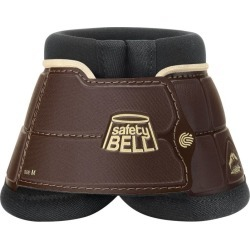 Veredus Safety Jumping Bell Boot SM Brown found on Bargain Bro India from Horse.com for $84.95