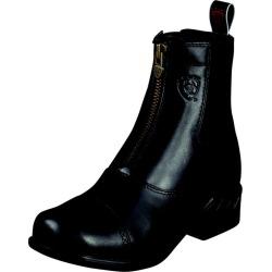 Ariat Ladies Heritage RT Zip Paddock 8.5 Black found on Bargain Bro India from StateLineTack.com for $129.95
