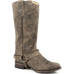 Roper Ladies Selah Round Toe Boots 11 found on Bargain Bro India from StateLineTack.com for $204.00