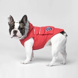 Canada Pooch Everest Explorer Dog Vest 18 Red found on Bargain Bro India from StateLineTack.com for $69.58