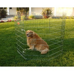 Majestic Pet Dog Exercise Kennel Pen 24x 192