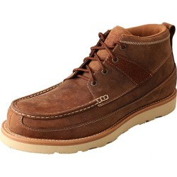 Twisted X Mens Oiled Saddle Casual Work Shoes 8.5M found on Bargain Bro India from StateLineTack.com for $144.95