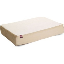 Majestic Orthopedic Double Dog Pet Bed MD Khaki