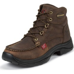 Tony Lama Mens Rnd Toe Palladine Brn Boots 7.5 D found on Bargain Bro India from Horse.com for $119.95