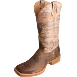 Twisted X Mens Ruff Stock Rnd Multi Boots 8D found on Bargain Bro India from StateLineTack.com for $207.50