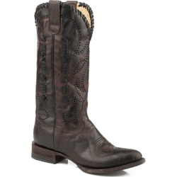 Roper Ladies Selena Round Toe Boots 5 found on Bargain Bro India from Horse.com for $208.25