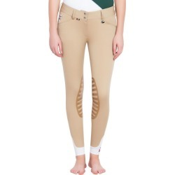 Equine Couture Fiona Knee Patch Breech 26 Safari found on Bargain Bro India from Horse.com for $105.99