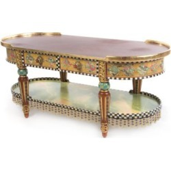 MacKenzie-Childs Highland Coffee Table
