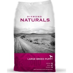 Diamond Naturals Large Breed Dry Puppy Food 20lb