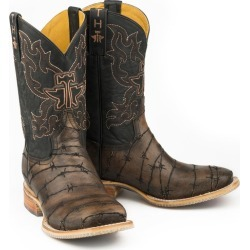Tin Haul Mens Square Toe Keep Out Boots 8.5 EE found on Bargain Bro India from StateLineTack.com for $308.99