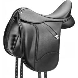 Bates Dressage+ Saddle CAIR 17