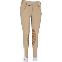 Equine Couture Beatta Knee Patch Breech 26 Safari found on Bargain Bro India from Horse.com for $89.96