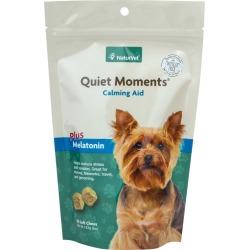 NaturVet Quiet Moments Calming Dog Soft Chew 70ct