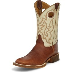 Justin Mens Bent Rail Desert Bone Boot 8.5D found on Bargain Bro India from Horse.com for $209.95